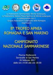 Trofeo Apnea Romagna E San Marino 2017