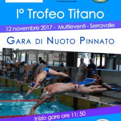 I° Trofeo Titano – Gara Di Nuoto Pinnato