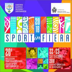 Sport In Fiera 2018